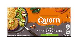 Quorn Krispiga Burgare
