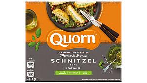 Quorn Schnitzel Mozzarella & Pesto