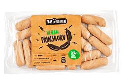 Peas of Heaven Vegan Prinskorv