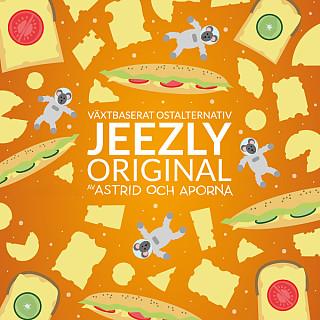Astrid och Aporna Jeezly Original