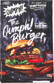 Oumph! The Oumph! Burger
